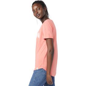tentree Juniper Taskullinen T-paita Naiset, porcelain rose